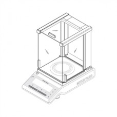 Accessories, Draft Shield MS 0.1mg
