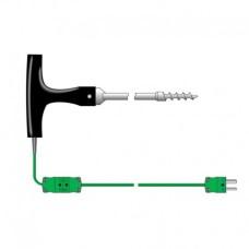 ETI K corkscrew probe Ø8 x 100mm 133-175