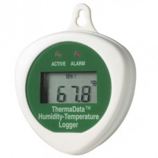 ETI ThermaData Logger HTD LCD Humidity 296-061