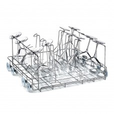 Lower Trolley for wine tasting glasses CPB2