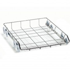 LOWER TROLLEY FOR GLASSWARE WASHERS D-CS2