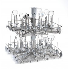 Trolley for narrow neck glassware  LM80DS