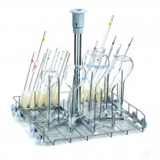 38 place lower level jetrack trolley for pipettes and flasks - NO drying system connection LPM20/20