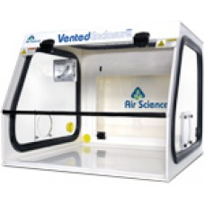 Vented Enclosures for Compounding and Powder Weighing: VE24S