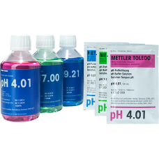 Certified Buffer pH 4.01, 6X250mL